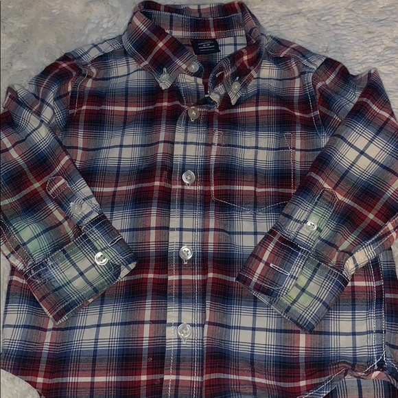 Baby Gap 18-24m long sleeved shirt